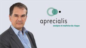 Nomination de Philippe Delerive au poste de Directeur Général d'Aprecialis
